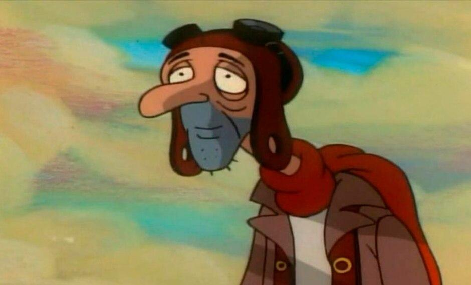 Esta es la historia del 'hombre paloma', un personaje emblemático y recordado por los fans de 'Hey Arnold!'. | Nickelodeon