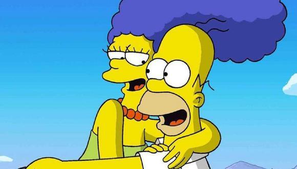 Marge y Homero han demostrado que su amor puede superarlo todo (Foto: Fox)