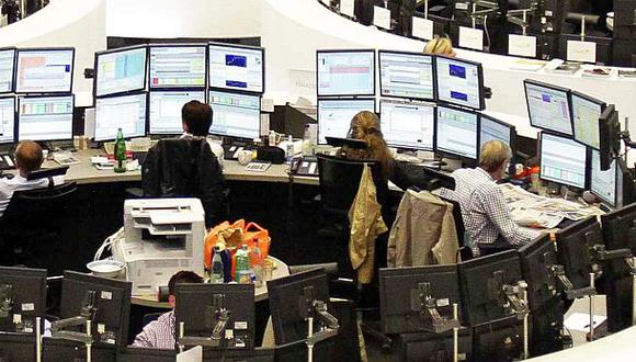 Bolsas europeas cerraron al alza a la espera de anuncios de BCE