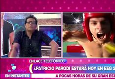 """Patricio Parodi revela que una bacteria ingresó a su cuerpo: """"Implicaba mucho mis órganos"""""""