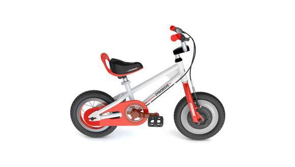 """La """"Jyrobike"""" te enseñará a montar bicicleta"""