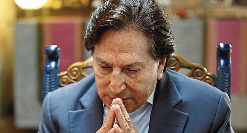 El ex presidente Toledo abandonó el Perú en enero del 2017. Actualmente, está prófugo en EE.UU. (Foto: Archivo El Comercio)