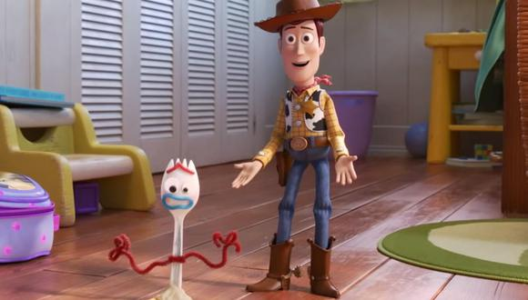 """Los personajes de """"Toy Story"""" tuvieron algunos cambios desde su primera entrega en 1995. (Foto; Disney)"""