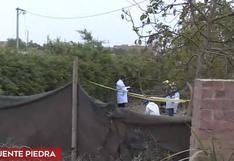 Puente Piedra: hallan cadáver cercenado de un hombre en terreno agrícola