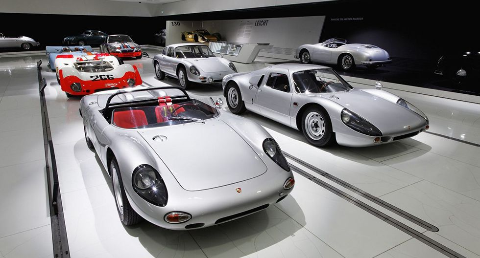 9. Porsche Museum.