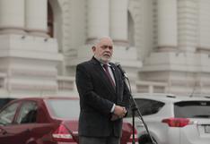 Congreso: Jorge Montoya presidirá la Comisión encargada de investigar las elecciones generales del 2021