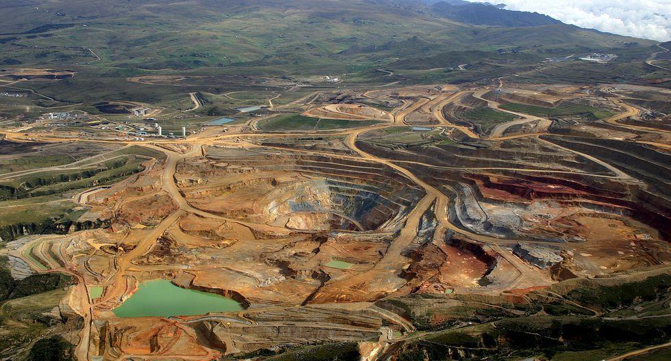 Mina Yanacocha. Buenaventura proyecta extender la vida de la mina hasta 2025-2026.