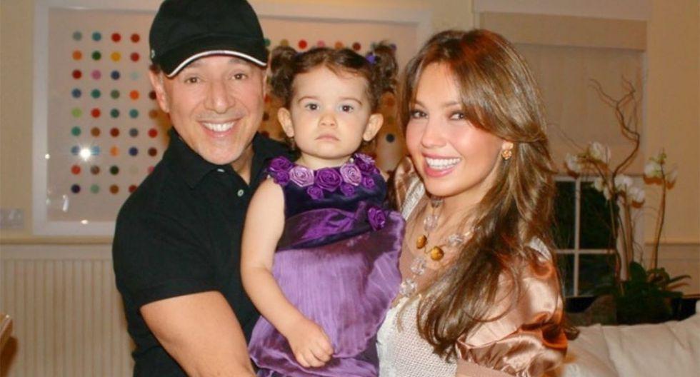 Thalía publica divertida foto junto a su hija Sabrina y un peculiar detalle sorprende a sus fans  (Foto:@Thalia)