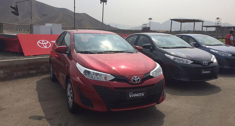 Para comprobar qué tan buenos son los nuevos elementos de seguridad del Yaris, Toyota nos llevó al kartódromo de la Chutana para una curiosa prueba de manejo.
