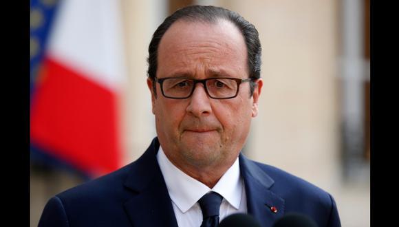 Francois Hollande. (Reuters)