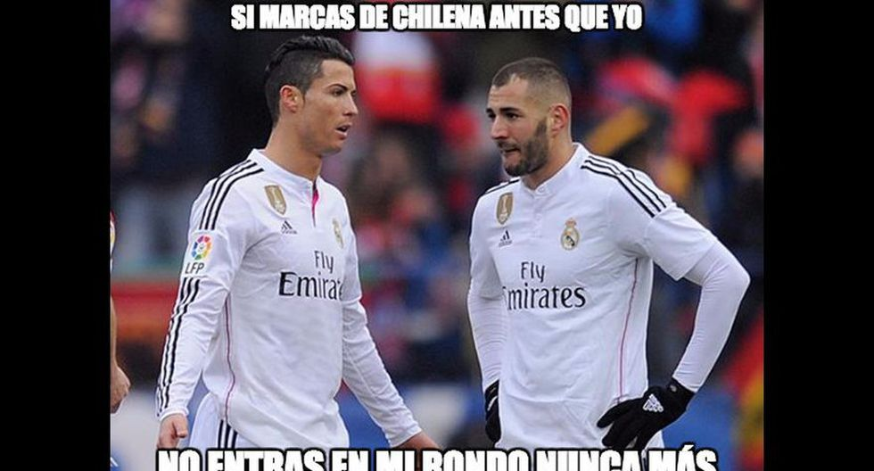 Real Madrid-Atlético de Madrid: así se comenta derbi con memes - 21