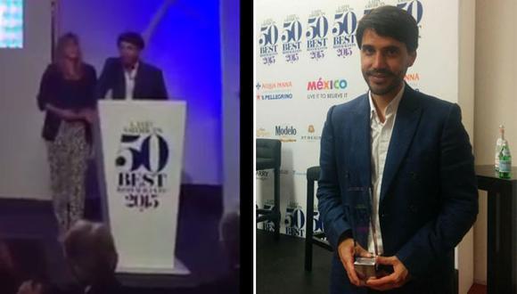 """Virgilio Martínez: """"Somos hoy día protagonistas en el mundo"""""""