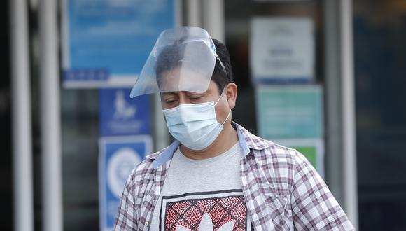 Defensoría del Pueblo insiste que el Gobierno distribuya mascarillas de calidad | Foto: Archivo GEC