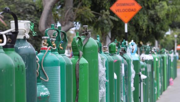 ¿Por qué se agota nuevamente el oxígeno? (Foto: Britanie Arroyo/ @photo.gec?