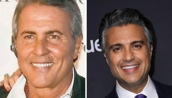 Jaime Camil enfrenta un difícil momento tras conocerse que su padre, el empresario Jaime Camil Garza, se encuentra grave de salud. (Fotos: Instagram @lopezdoriga / Valerie Macon / AFP)