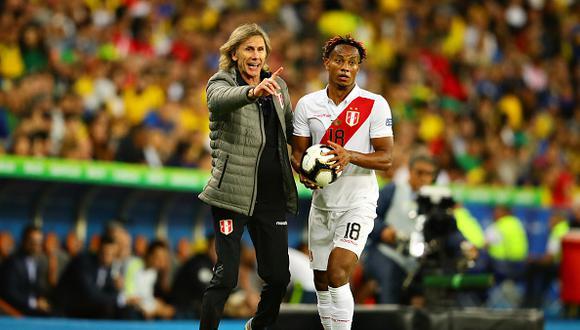 Ricardo Gareca es el entrenador de la Selección Peruana con más partidos dirigidos y triunfos en la historia. (Foto: Getty Images)