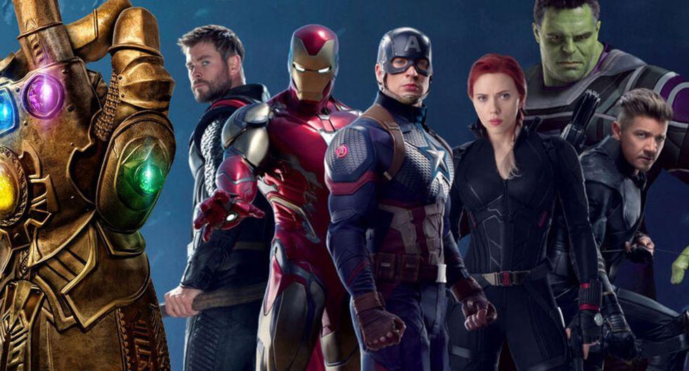 Avengers Endgame: Infinity War tenía un final alternativo que Marvel Studios no utilizó   Chasquido de Thanos (Foto: Marvel Studios)