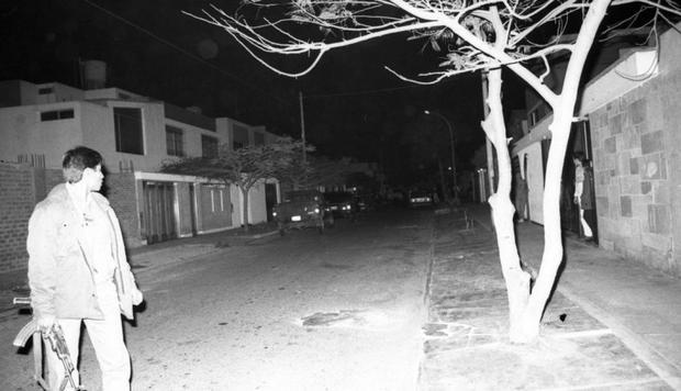 Durante más de dos meses los miembros del GEIN espiaron la casa de Garrido Lecca y Carlos Incháustegui. (Foto: Archivo histórico de El Comercio)