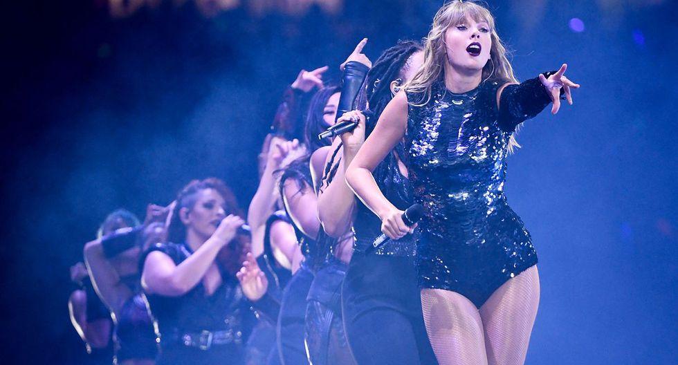 Taylor Swift será la encargada de ofrecer el espectáculo de apertura en los American Music Awards 2018. (Foto: @taylorswift)
