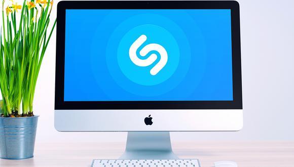 De esta forma podrás usar Shazam en tu PC y detectar todas las canciones que desees. (Foto: Mockup)