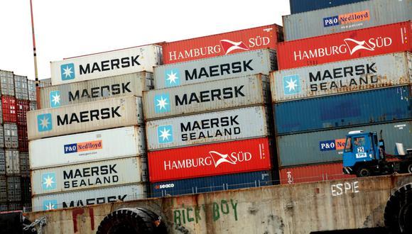 El déficit de EE.UU. en su comercio de bienes con China se ubicó en septiembre en US$29.672 millones. (Foto: GEC)
