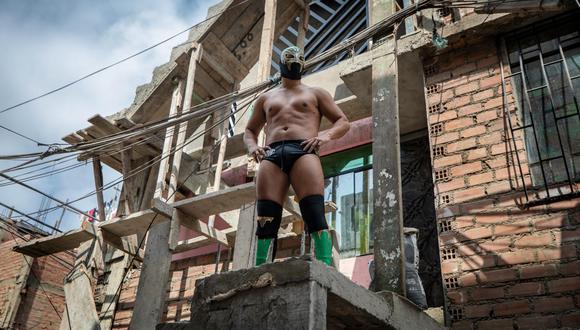 GeneraXión Lucha Libre. Un reportaje gráfico de César Campos.