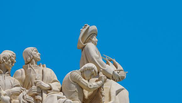 Monumento a Magallanes en Lisboa, Portugal. (Foto: Pixabay)