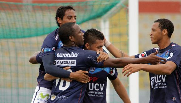 César Vallejo ganaba con estos goles al U de Sucre en Bolivia