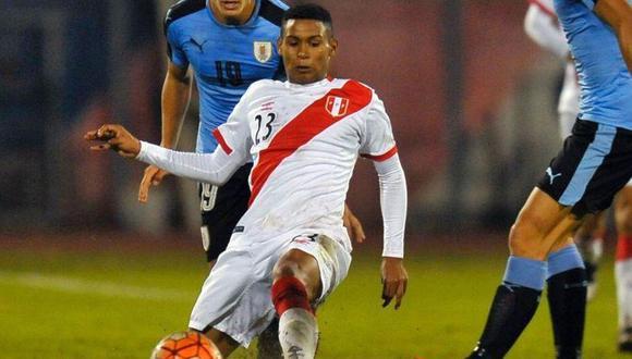 """Marcos López: """"Miguel Trauco me felicitó tras el partido que hice en Quito"""""""
