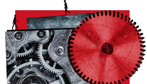 Tercerización de servicios busca ganar terreno. (Ilustración: Giovanni Tazza / El Comercio)