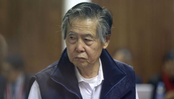 Alberto Fujimori continuará en el penal Barbadillo (Foto archivo AP)