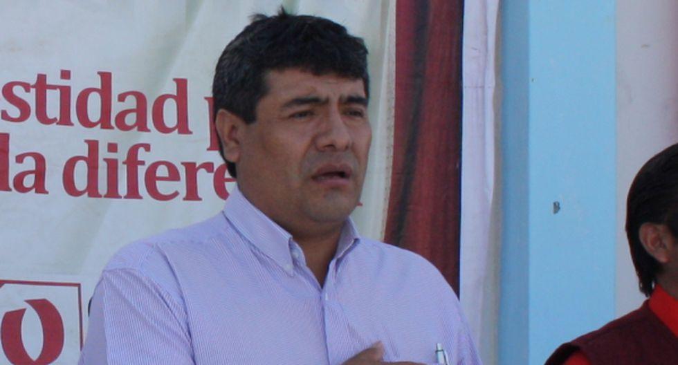 Ética aprueba suspender a Wilder Ruiz por despedir a embarazada