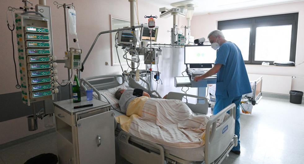 Coronavirus en Alemania | Últimas noticias | Último minuto: reporte de infectados y muertos hoy, domingo 7 de marzo del 2021 | COVID-19. (Foto: Ina FASSBENDER / AFP).