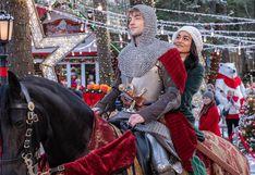 """""""El Caballero de la Navidad"""": ¿quién es quién en la nueva película de Netflix?"""