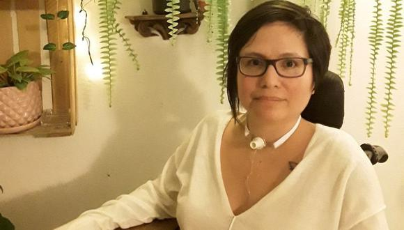A los 12 años, Ana Estrada fue diagnosticada con polimiositis, una enfermedad degenerativa e incurable. (Foto: Andina)