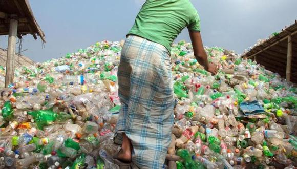 ¿Es realmente la solución dejar de usar plástico? (Foto: Getty Images)