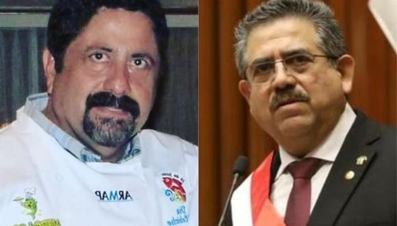'Mero Loco' se refiere a parecido con Manuel Merino (Foto: @merolocoii/Congreso)