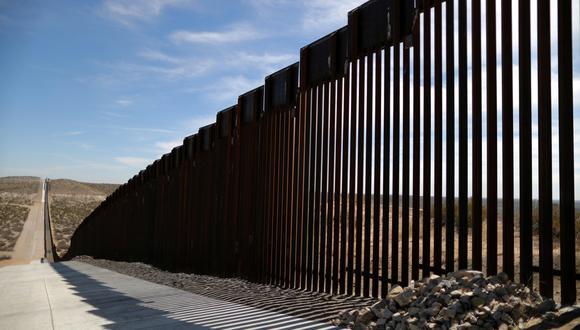 El Pentágono autorizó US$ 1.000 millones para construir el muro que el presidente Donald Trump busca crear en la frontera con México. (Reuters)