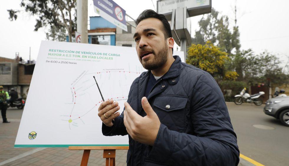 Álvaro Paz de la Barra anunció que el hábeas corpus estaría listo la próxima semana. (Foto: GEC)