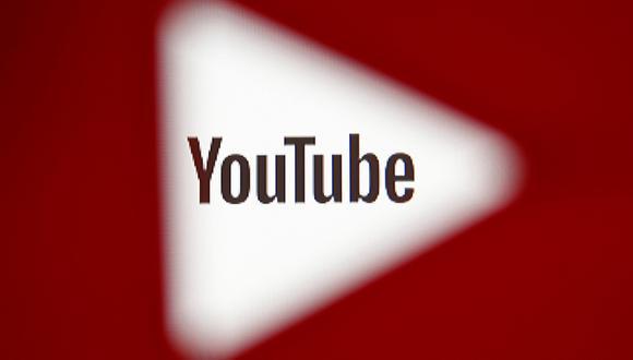 Se ve el logotipo de YouTube en una ilustración tomada el 25 de octubre de 2017. (REUTERS/Dado Ruvic/Ilustration).