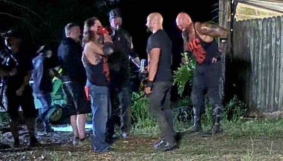 Los detalles de la grabación del Boneyard Match entre The Undertaker y AJ Styles. (Foto: WhatCulture.com)
