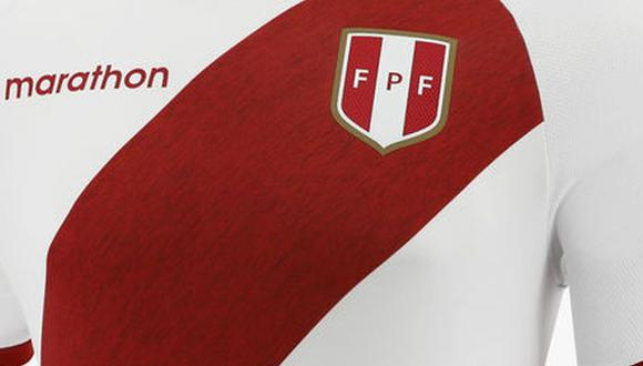 Marathon presentó la nueva camiseta de la Selección Peruana. (Foto: Marathon)