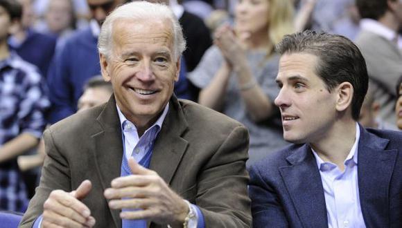 Hijo de Joe Biden es dado de baja de la Marina por cocaína