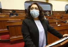 Violeta Bermúdez: Los ejes de su discurso en el Congreso bajo el análisis de dos politólogos