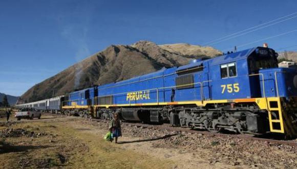 PeruRail opera el servicio de tren de pasajeros en la ruta Cusco-Machu Picchu. (Foto: GEC)