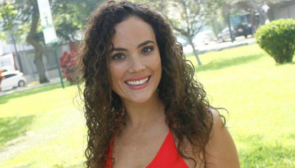 Connie Chaparro interpretó a Mariana Roca Palacios en la serie de Efraín Aguilar (Foto: Facebook/Connie Chaparro)