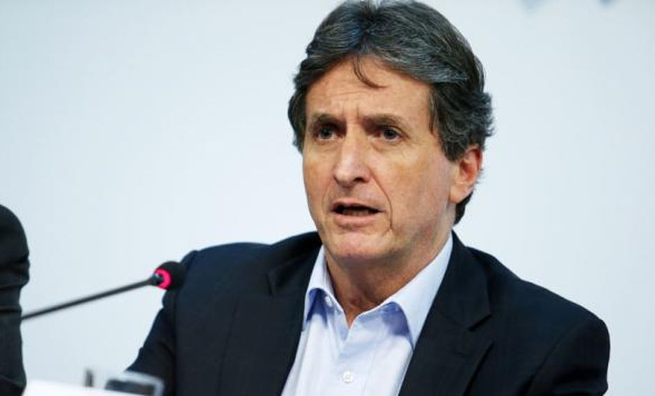 Pablo de la Flor asistió a la primera audiencia de la comisión parlamentaria encargada de supervisar la reconstrucción (Foto: archivo)
