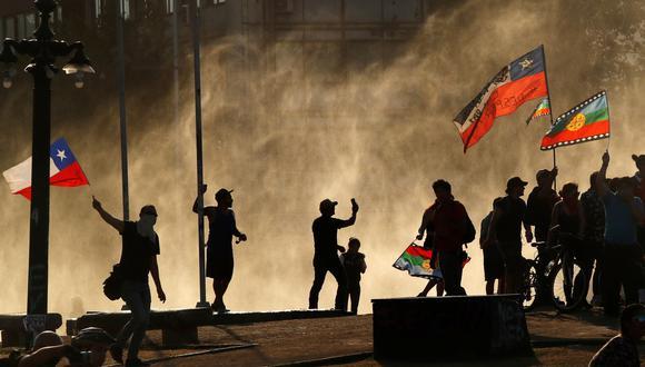 En Chile se registran masivas manifestaciones contra el régimen de Sebastián Piñera. (REUTERS/Jorge Silva).
