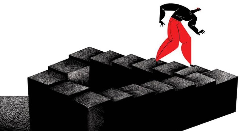 """""""Ahora el Gobierno no solo tiene el desafío de seguir mejorando las condiciones de vida en el Perú, sino también manejar las altas expectativas ciudadanas"""".  (Ilustración: Víctor Sanjinez)"""
