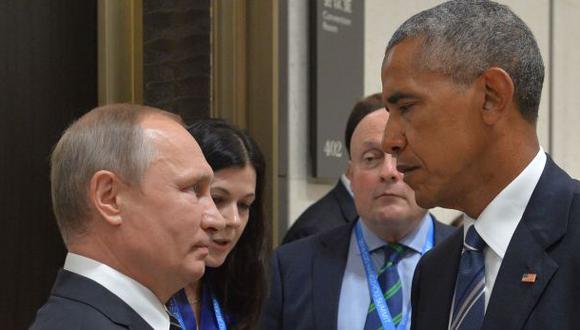 Putin y Obama se reunirían en la cumbre de la APEC